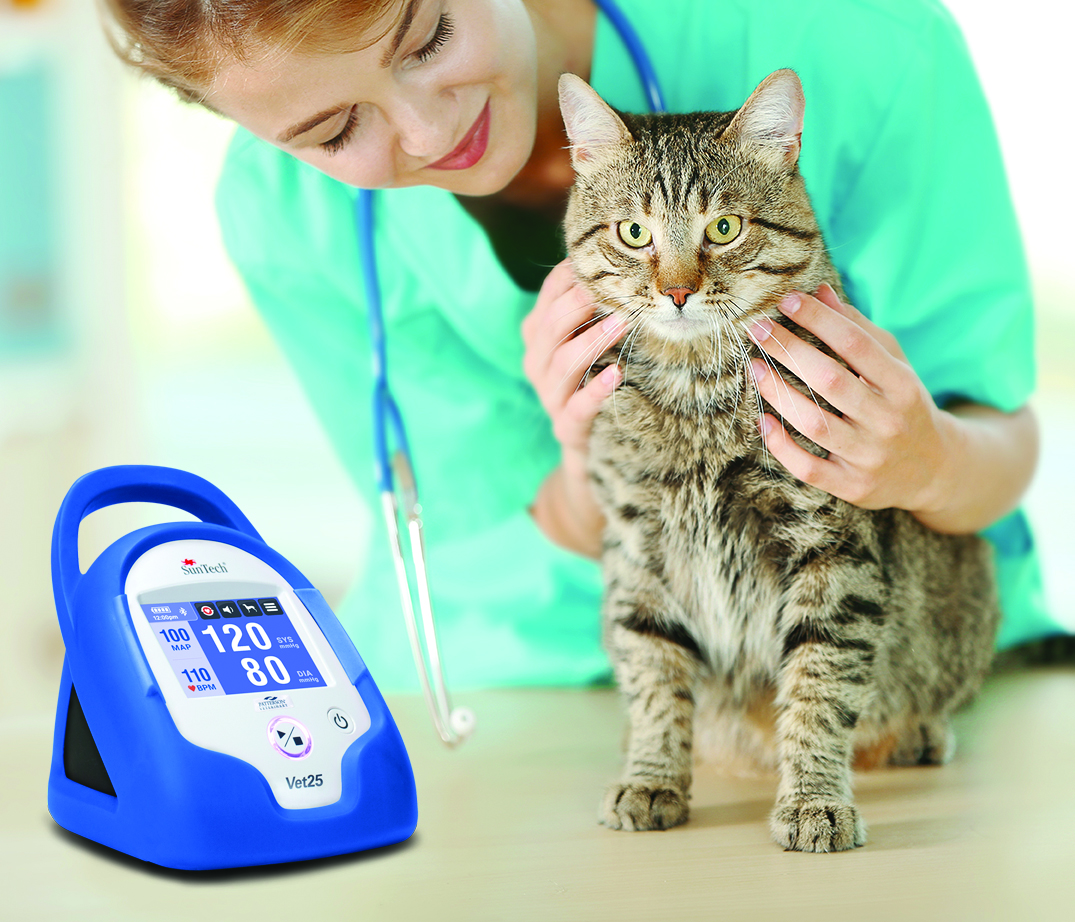 Suntech veterinary Blood Pressure monitors have landed!